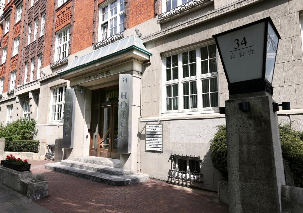 Hotel Amsterdam Dammtorpalais