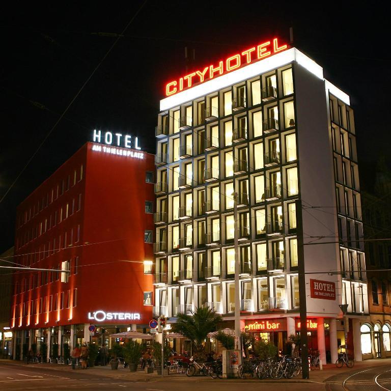 Cityhotel am thielenplatz hannover prenotazione on for Designhotel hannover