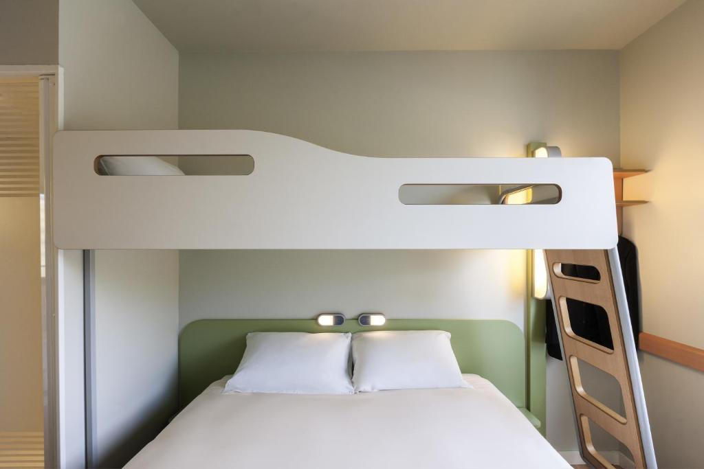 Hotel Ibis Budget Bordeaux Bastide