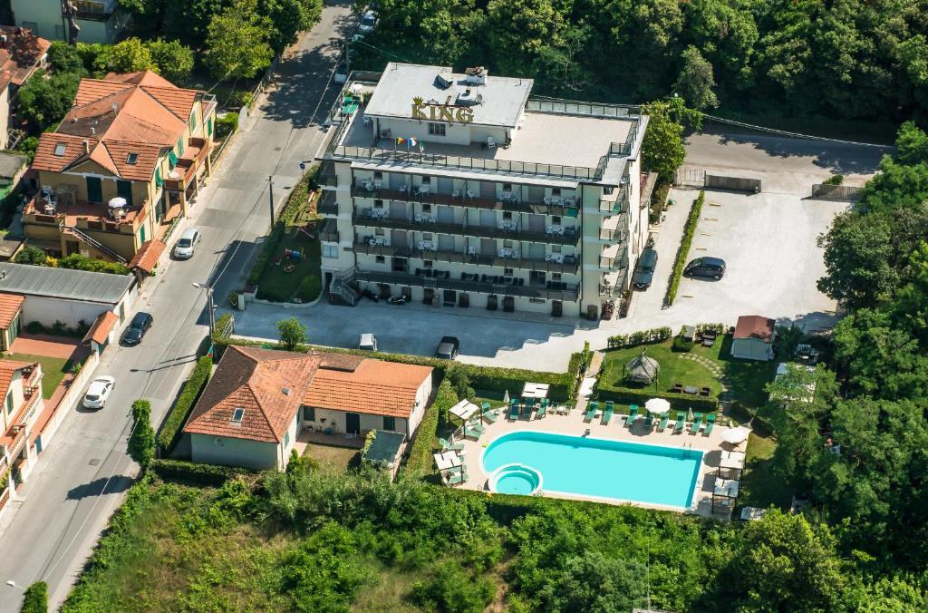 Hotel king r servation gratuite sur viamichelin for Reserver un hotel et payer sur place