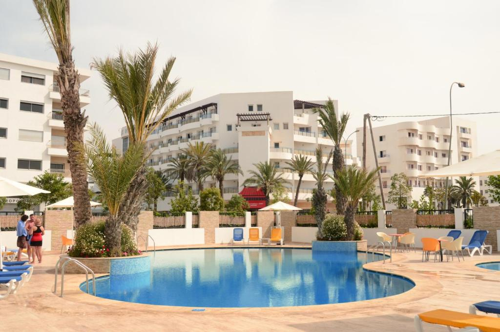 Atlantic Palm Beach Hotel Agadir City