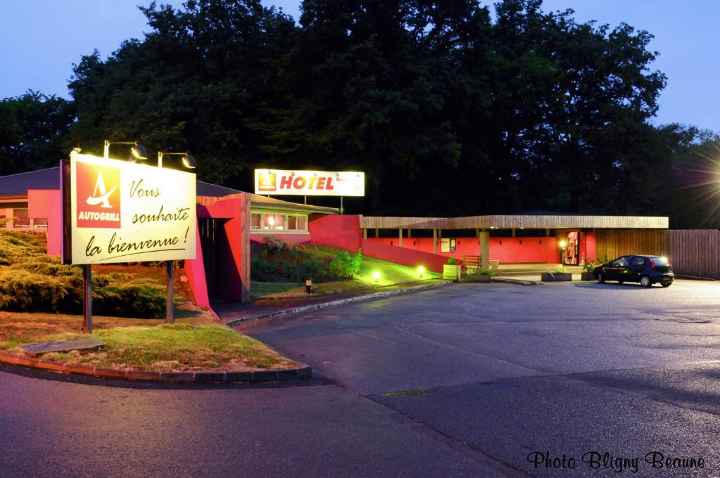 Autogrill beaune tailly paris vers lyon beaune for Hotels beaune
