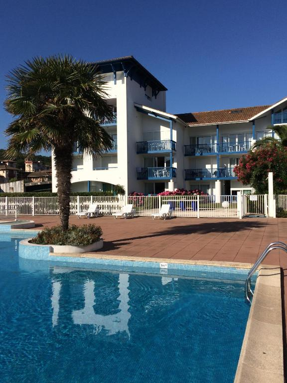 R sidence mer golf fort socoa saint jean de luz for Hotels urrugne