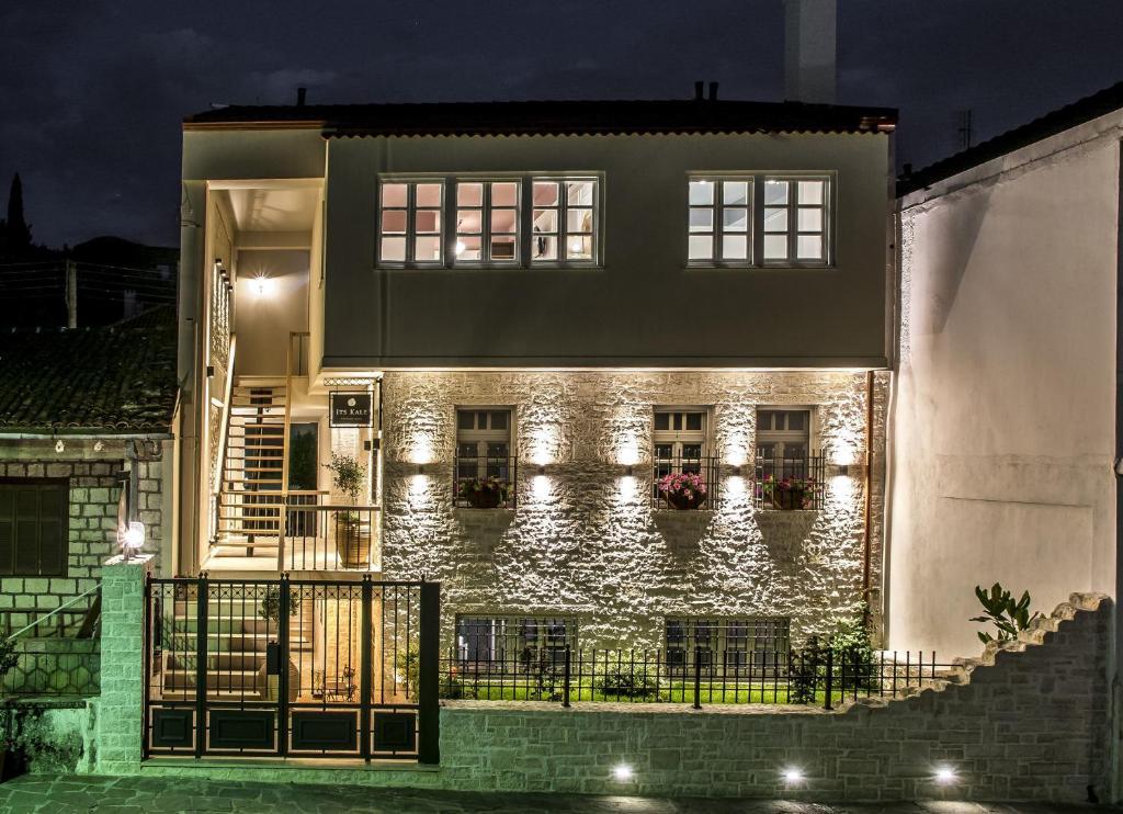 Its kale boutique hotel r servation gratuite sur viamichelin for Boutique hotel booking