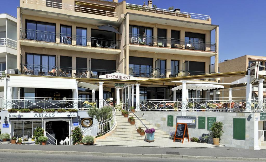 Hotel Les Alizes Cavalaire Sur Mer