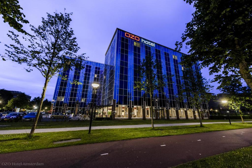 Ozo hotel ouderkerk aan de amstel prenotazione on line for Hotel amsterdam stazione