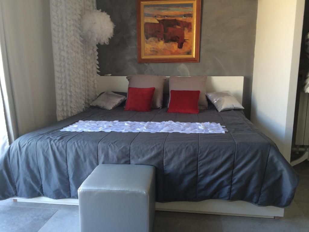 Les chambres de naevag chambres d 39 h tes saint r my de - Chambres d hotes saint remy de provence ...