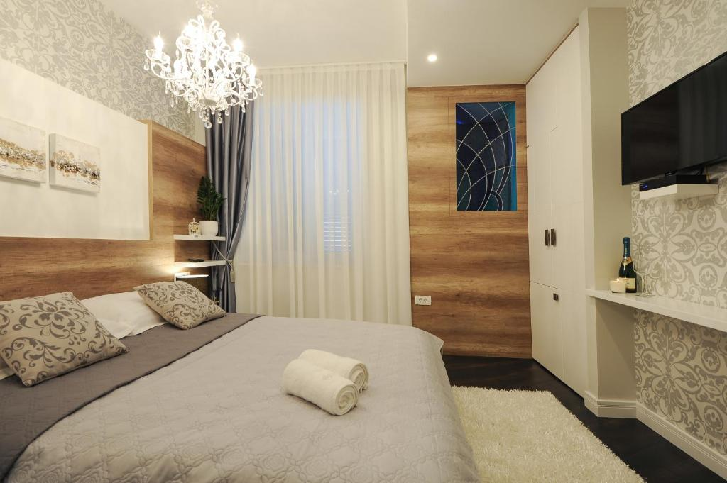 Chambres d 39 h tes silver gold luxury rooms chambres d for Chambre hote zadar