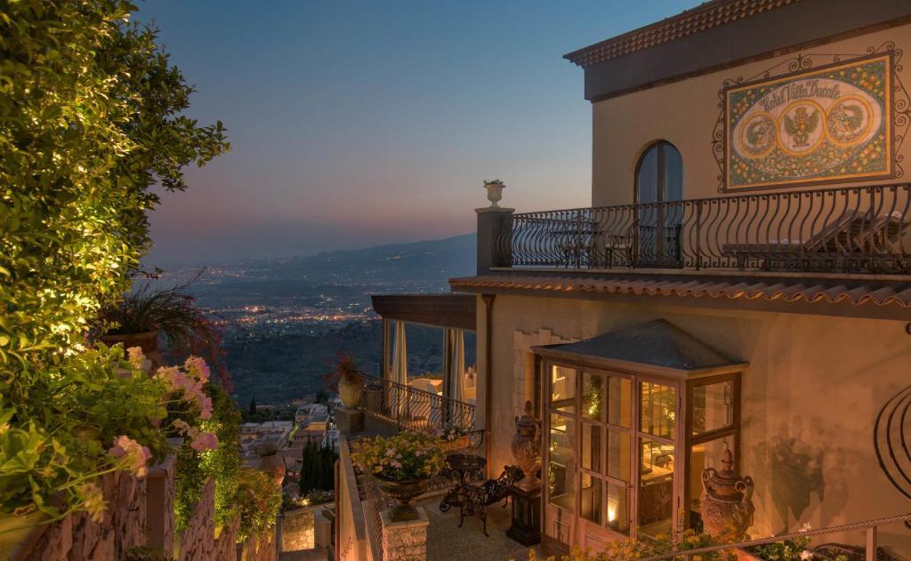 Hotel Villa Ducale Taormina Booking