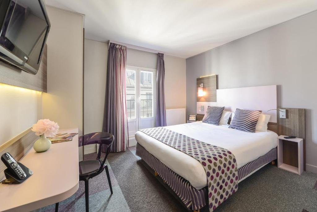 comfort hotel nation p re lachaise saint mand. Black Bedroom Furniture Sets. Home Design Ideas
