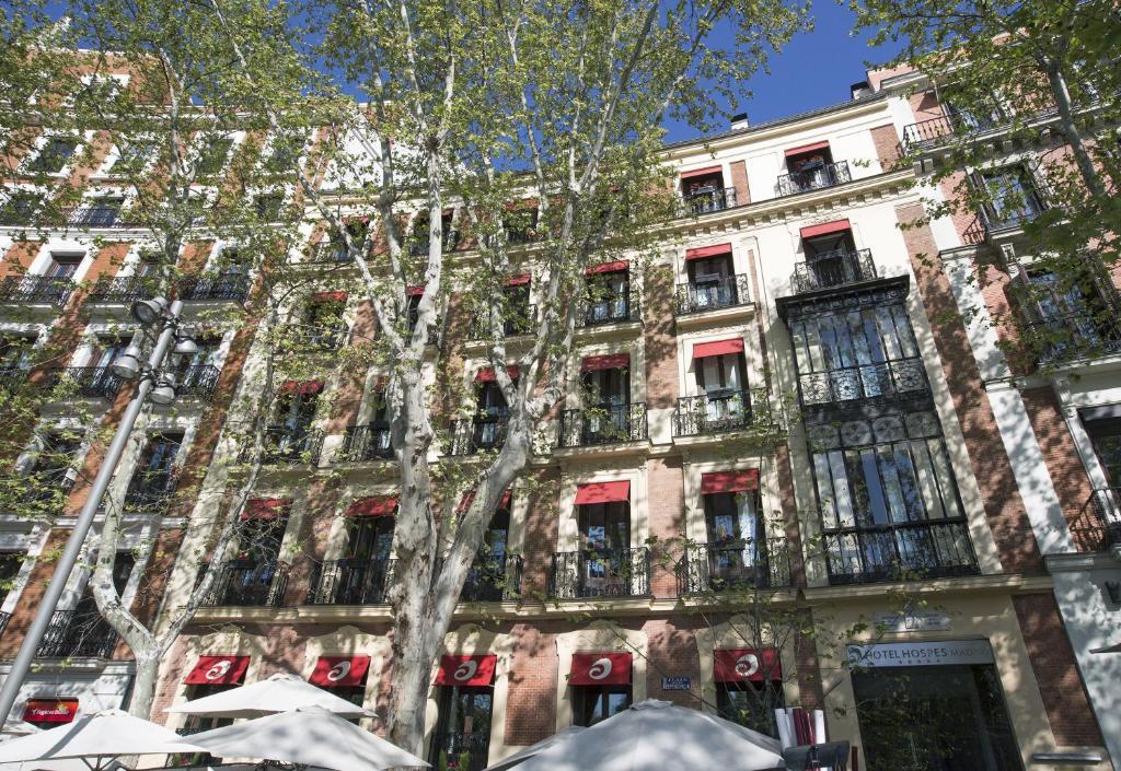 Hospes puerta de alcal madrid book your hotel with viamichelin - Hotel puerta de alcala ...