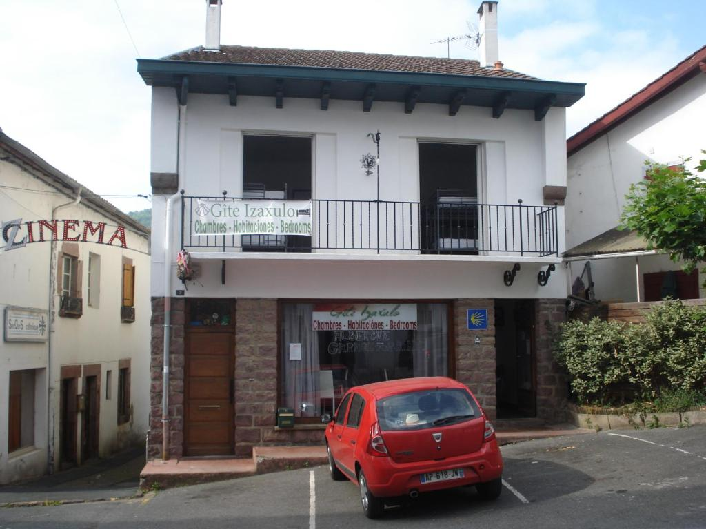 Chambres d 39 h tes g te izaxulo chambres d 39 h tes saint jean - Chambres d hotes saint jean pied de port ...