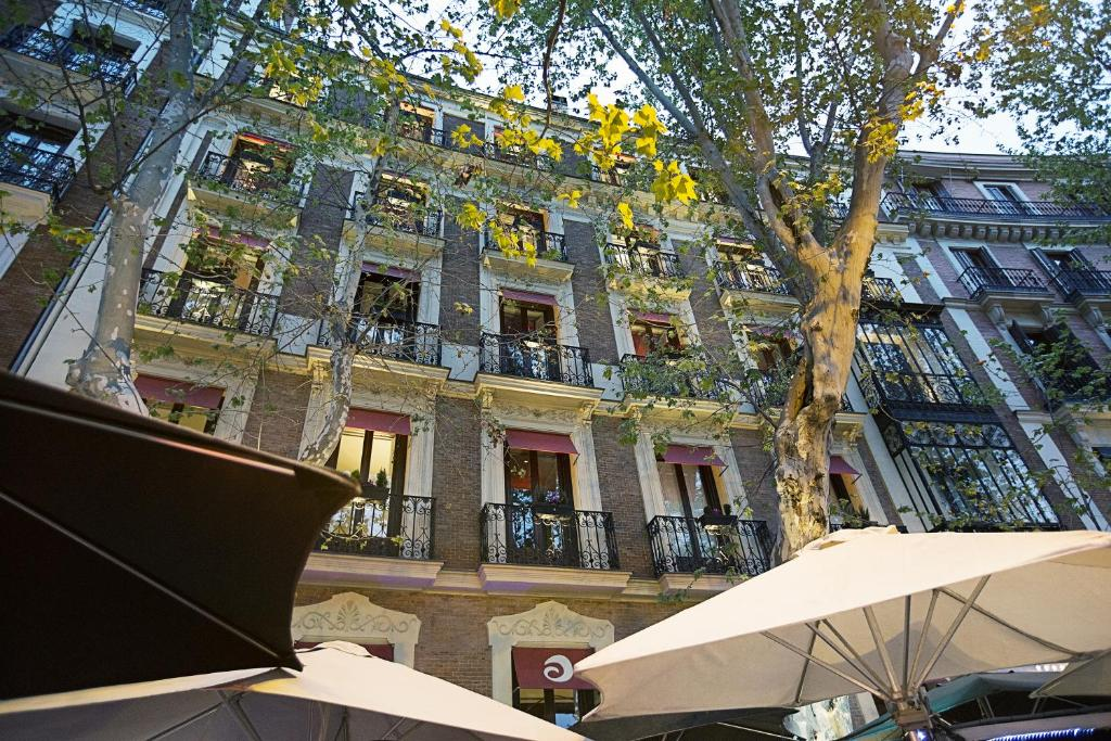 Hospes Puerta De Alcal Madrid Book Your Hotel With