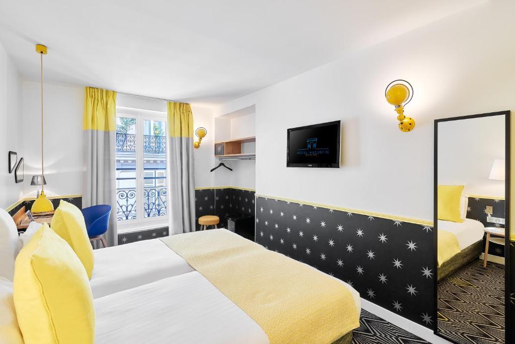 H tel augustin astotel r servation gratuite sur for Hotel sans reservation paris