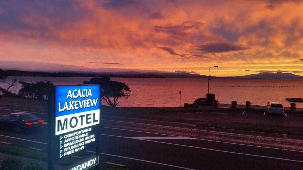 Acacia lake view motel r servation gratuite sur viamichelin for 300 lake terrace taupo
