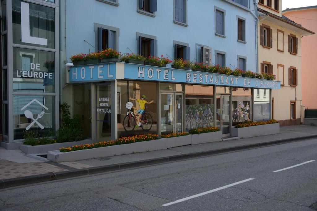 Hotel De L Europe Saint Jean De Maurienne