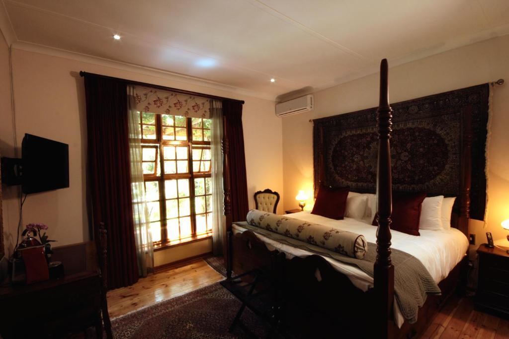 Kleine constantia boutique guest house r servation for Kleine boutique hotels
