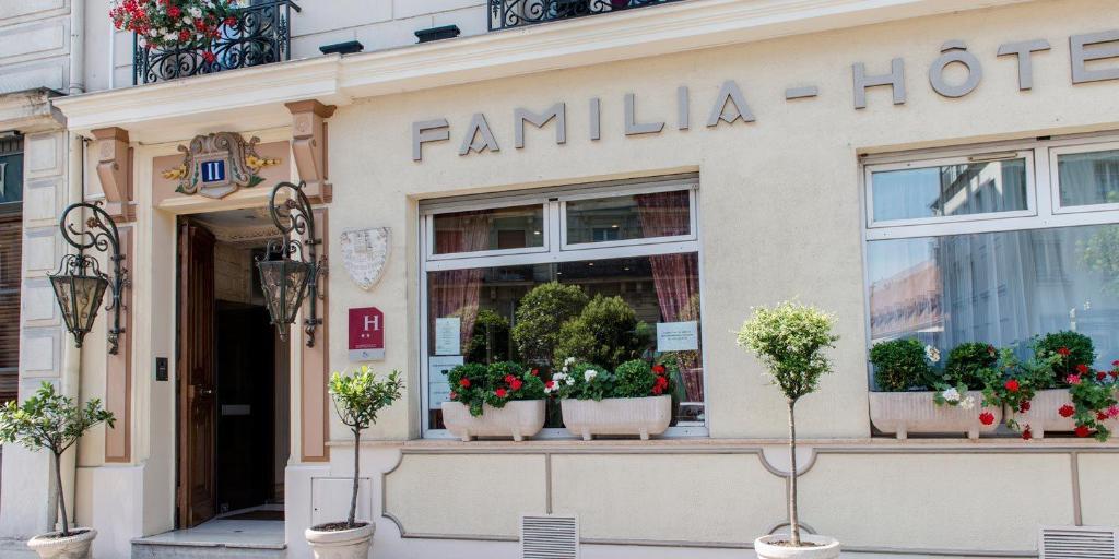 familiehotell paris