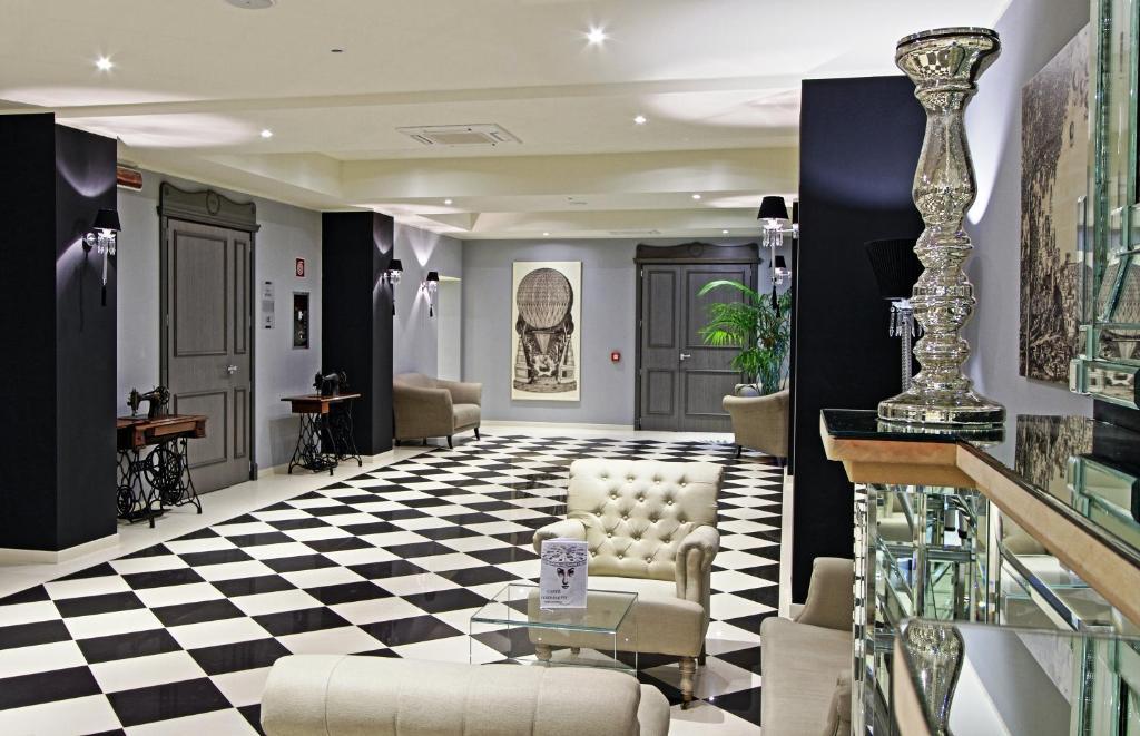 Boutique hotel calzavecchio casalecchio di reno for Hotel casalecchio bologna