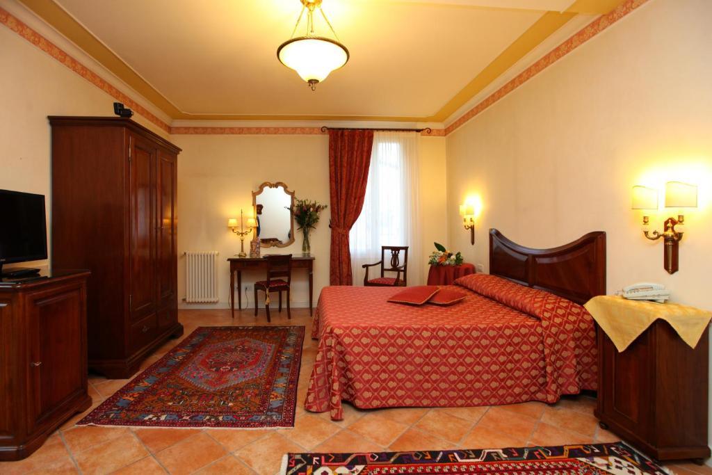 Relais villa fiorita r servation gratuite sur viamichelin for Boutique hotel treviso