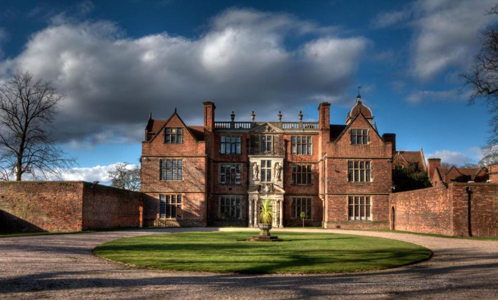 Castle Bromwich Hall Hotel Restaurant