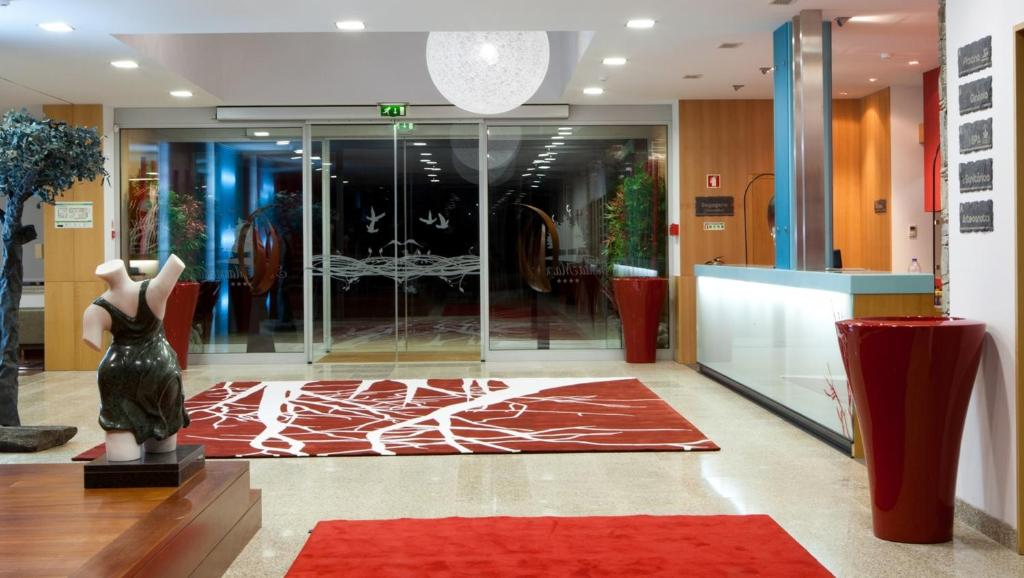 Hotel santa margarida oleiros reserva tu hotel con for Gimnasio oleiros