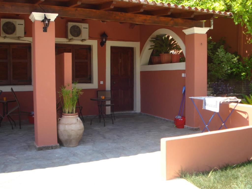 The Palm Garden Andreas Villas Golf Corfu Book Your