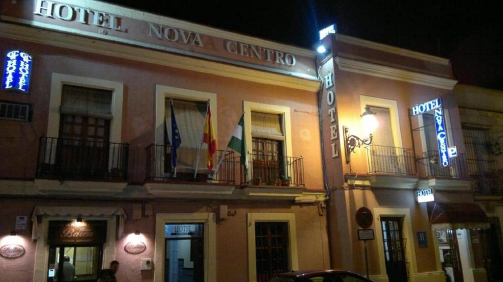 Hotel nova centro r servation gratuite sur viamichelin for Central de reservation hotel