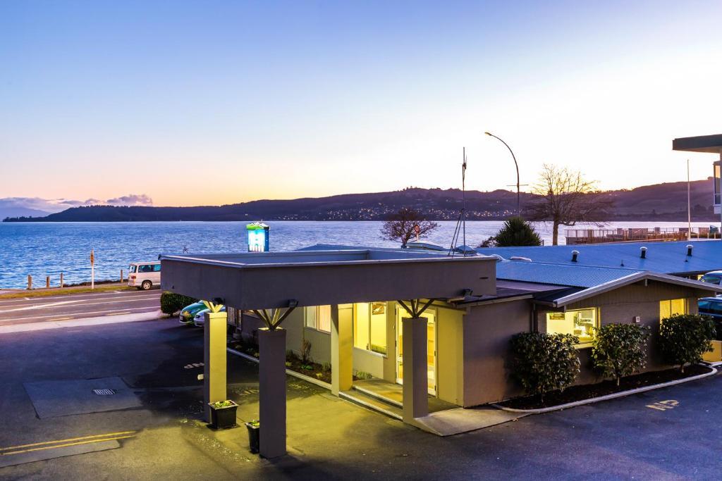 Spa Hotel Taupo Taupo