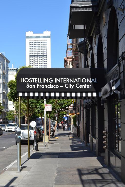 Hi san francisco city center hostel r servation gratuite for Chambre de commerce san francisco