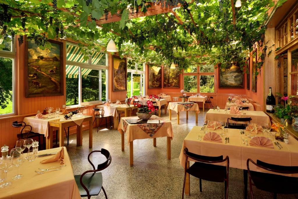 Restaurant Masevaux Logis De France