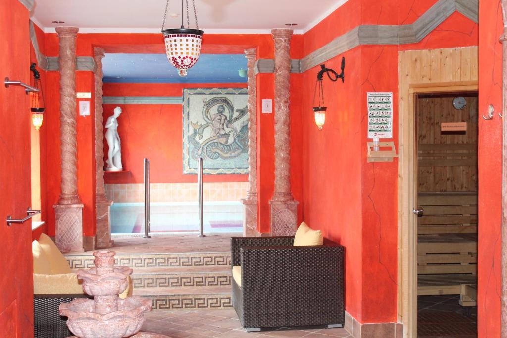 Baños Turcos Kingdom:Best Western Alexa Hotel – Sellin- reserva tu hotel con ViaMichelin
