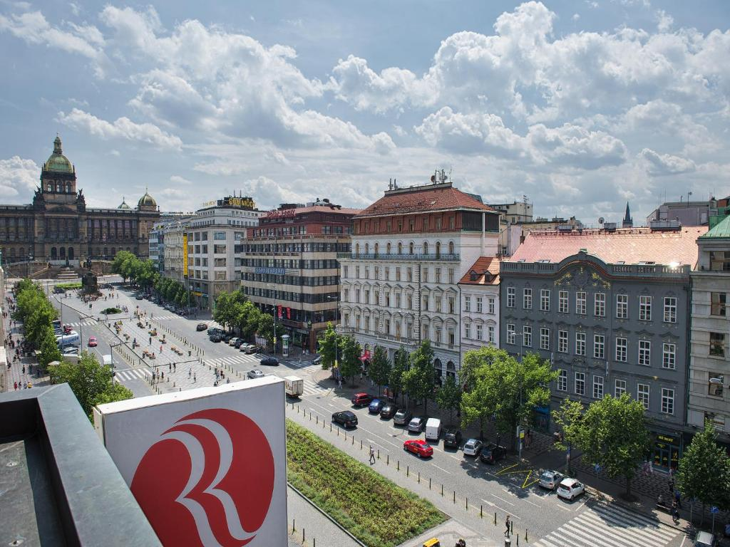 Ramada prague city centre prague book your hotel with for Hotels in prague city centre