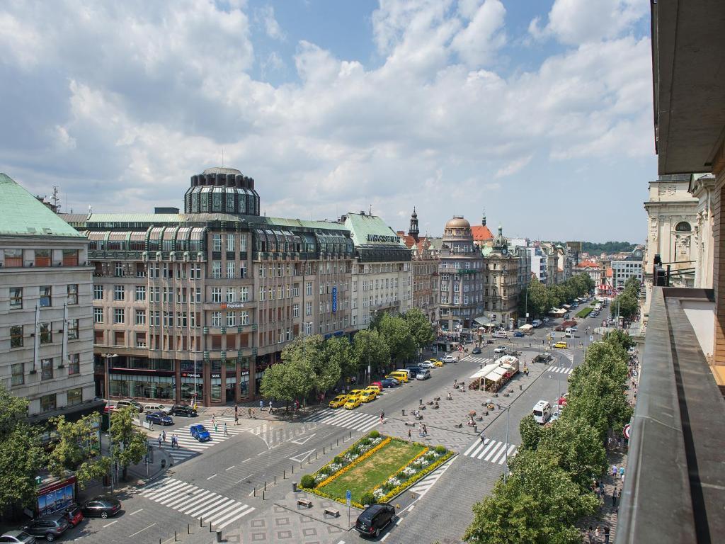 Car Rental Prague City Centre