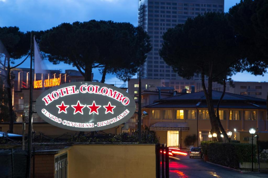 Hotel Cristoforo Colombo Roma Eur