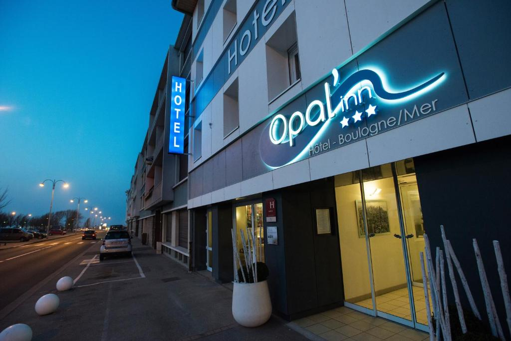 opal 39 inn boulogne sur mer prenotazione on line viamichelin. Black Bedroom Furniture Sets. Home Design Ideas
