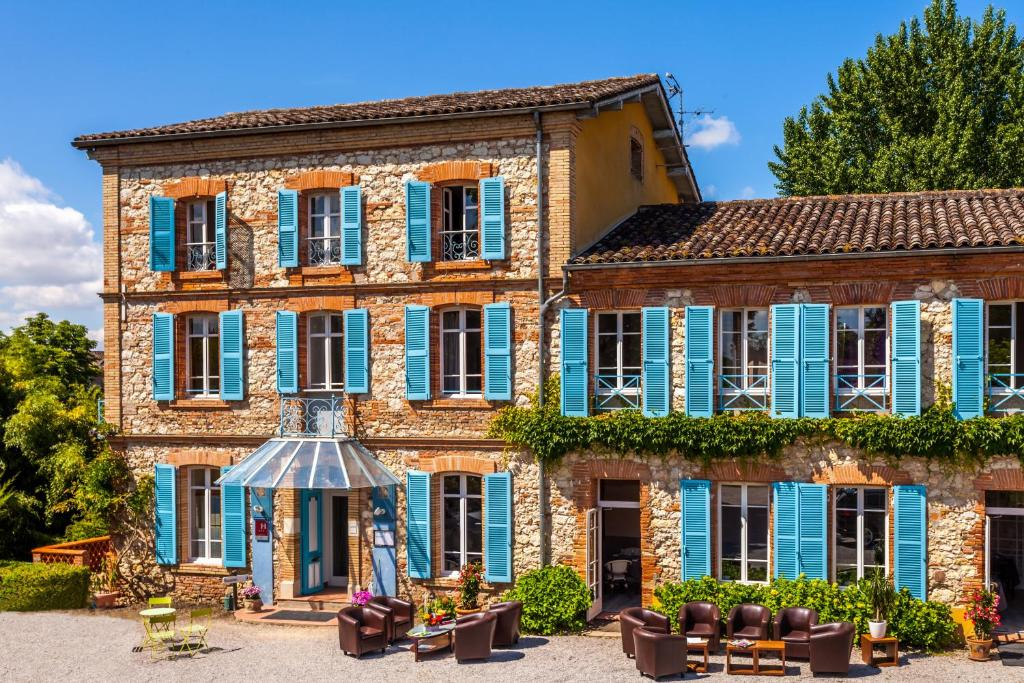 La verrerie gaillac book your hotel with viamichelin for Hotels unis de france