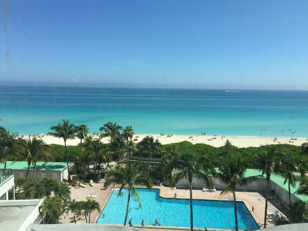 Ocean View Apartment In Miami Beach Ee Uu Miami Beach
