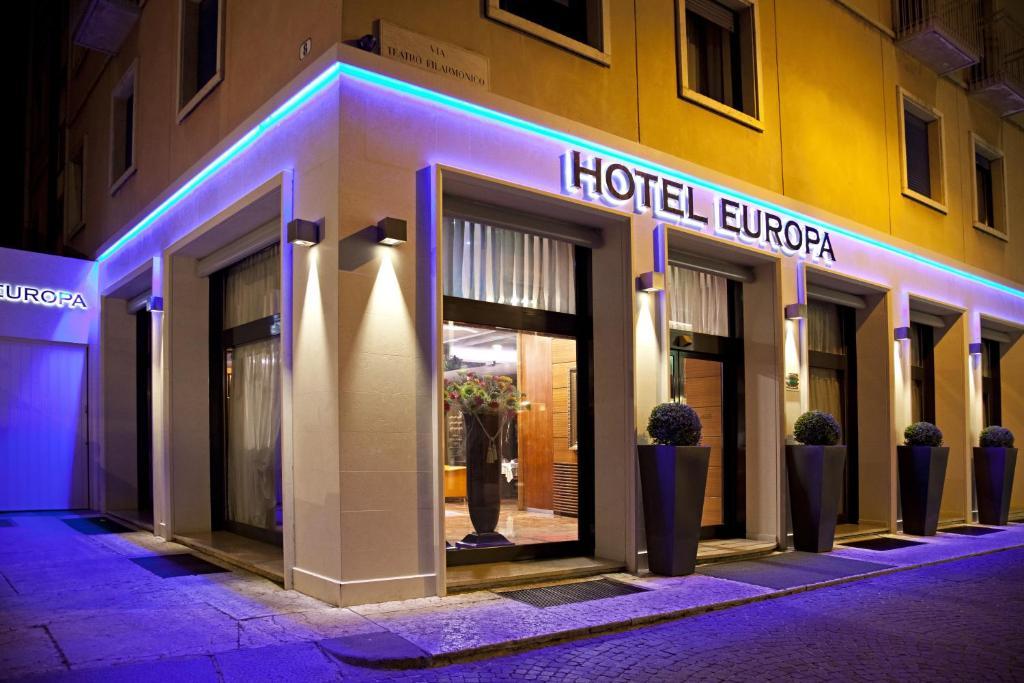 Hotel Vicino Stazione Di Verona Porta Nuova