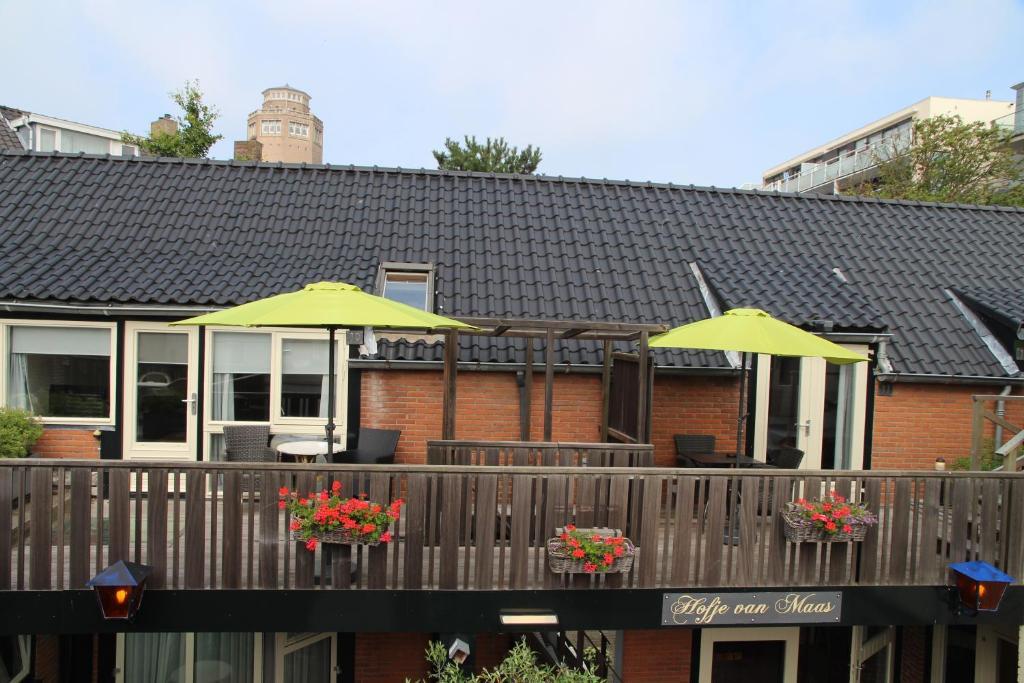 Hofje van Maas Hotel - room photo 4919090