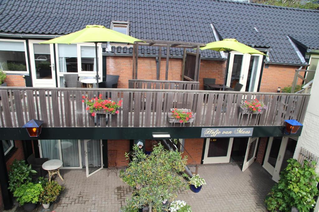 Hofje van Maas Hotel - room photo 4919093
