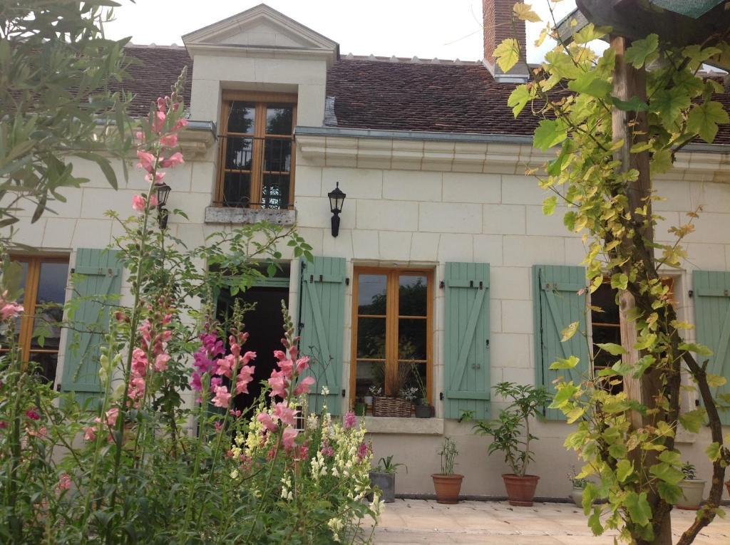 Chambre d 39 h tes de beauval saint aignan viamichelin for Chambre d hote 41110 saint aignan