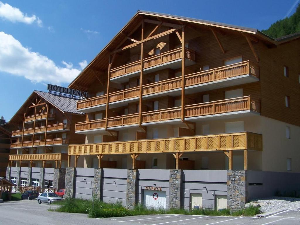 Appart Hotel Foux D Allos