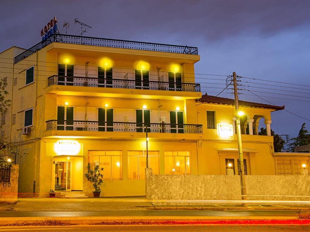 Hotel Vicino All Aeroporto Di Atene