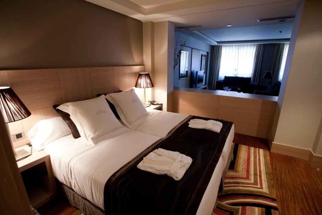 Washington parquesol suites hotel r servation gratuite for Appart hotel washington