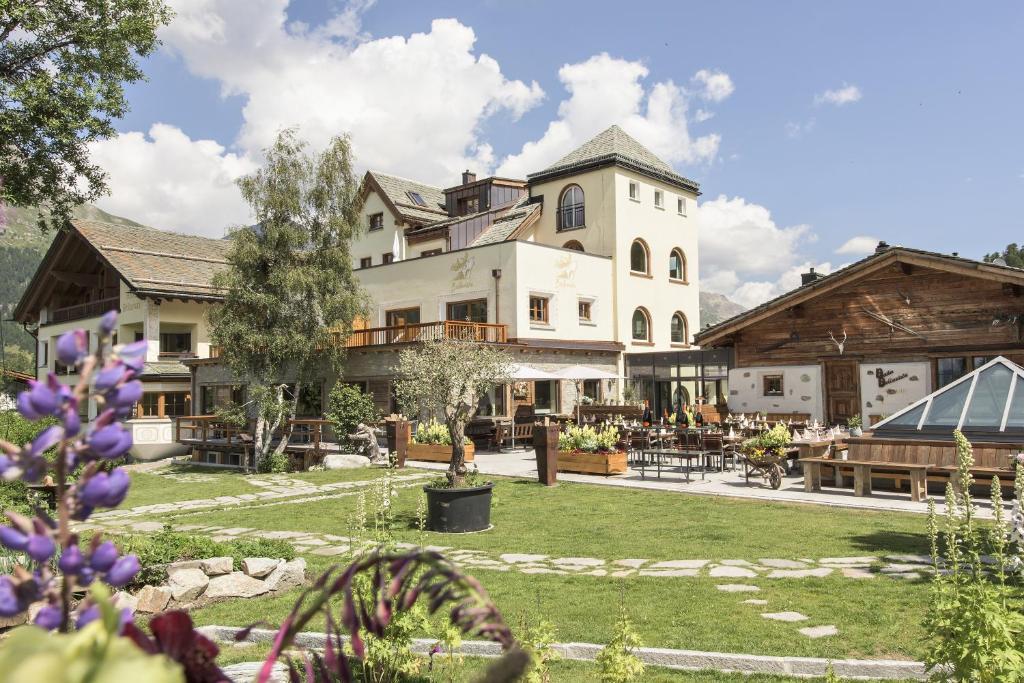 Hotel Bellavista Sankt Moritz Reserva Tu Hotel Con