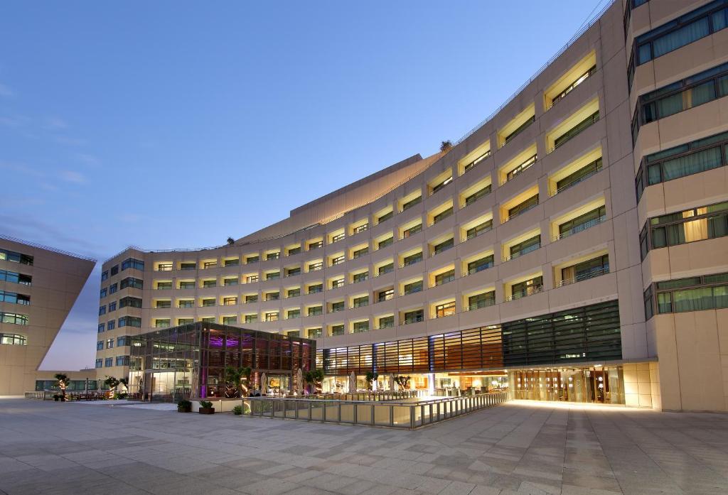 Eurostars grand marina hotel gl barcellona for Prenotare hotel barcellona