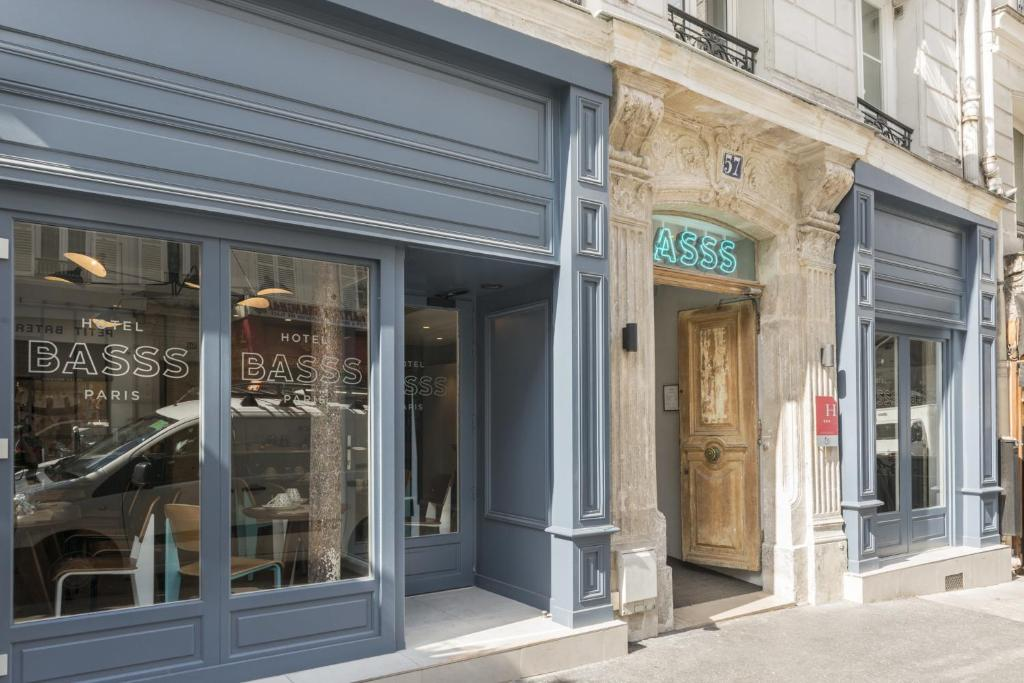 H Tel Basss By Happyculture Paris Online Booking