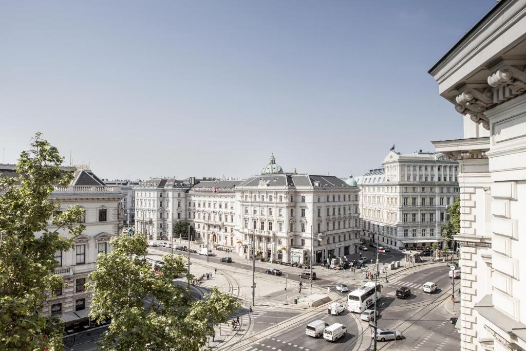 Grand ferdinand a boutique design hotel wien for 3 designhotel wien