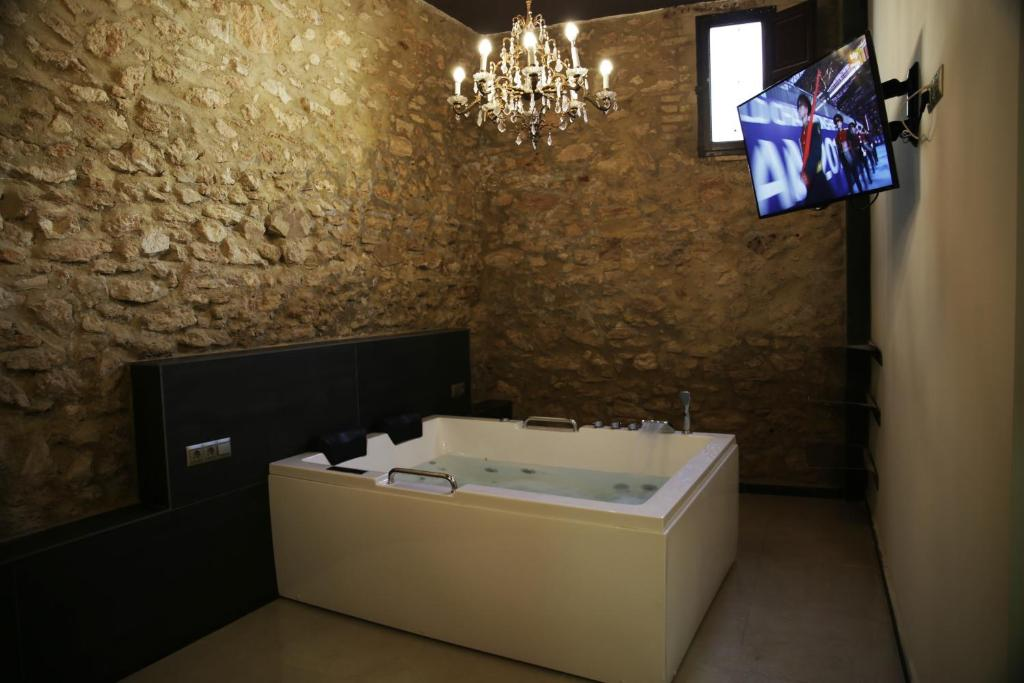 Phòng tắm tại L'Otelet By Sweet